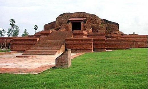 Vikramshila Ruins bihar