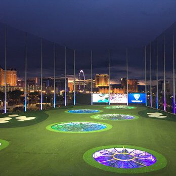 Topgolf at Mgm grand - Chris bday?! $120 for 2hrs bay play for us all. Plus food and drinks and theres 2 pools?