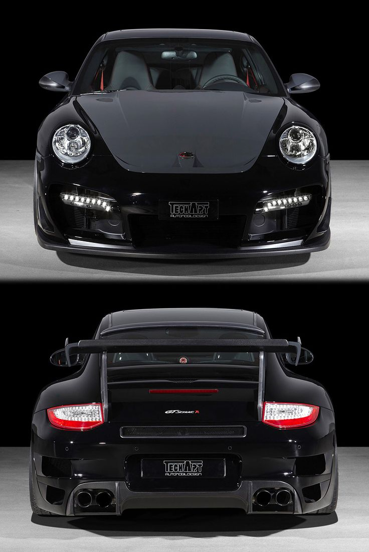 2010 porsche 911 turbo techart gt street