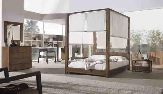 Cama Balinesa LAMBA. Decoracion Beltran, tu tienda online en camas originales. www.decoracionbeltran.com