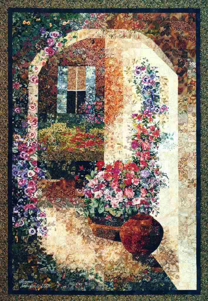 1920 best Art & landscape quilts images on Pinterest | Carpets ... : landscape quilting fabric - Adamdwight.com