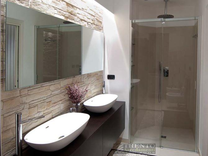 Oltre 20 migliori idee su grande doccia su pinterest - Arredare bagno quadrato ...