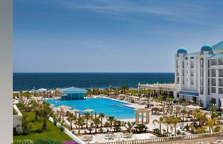 Concorde Green Park Palace 5* Port El Kantaoui promo Voyage pas cher Tunisie Carrefour Voyages prix séjour Voyages Carrefour dès 899,00 € TTC Tout Inclus