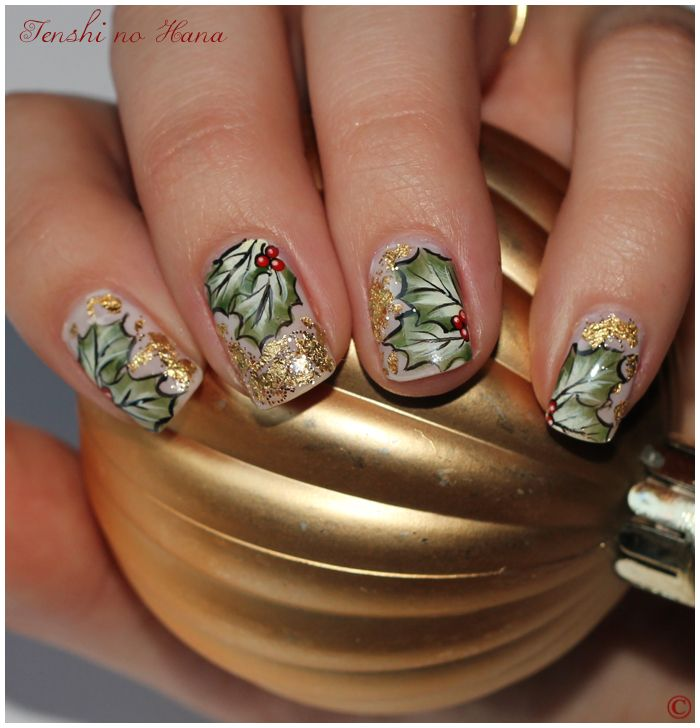 Dorable Freehand Nail Art Designs 3 Vignette - Nail Art Design Ideas ...