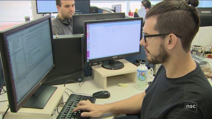 Empresa catarinense é referência nacional no ramo tecnológico