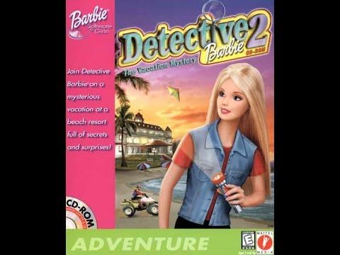 Let's Play Detective Barbie The Vacation Mystery Part 3: Chasing the thi...
