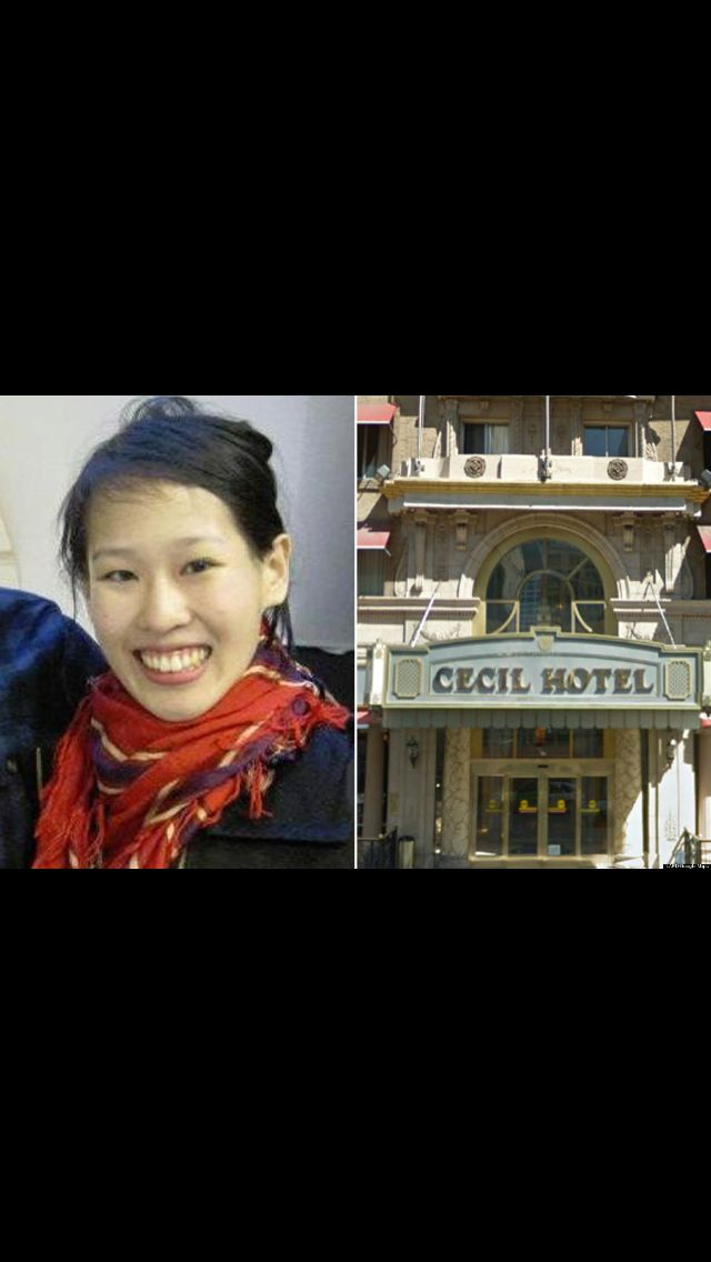 The mysterious case of Elisa Lam and The Cecil Hotel