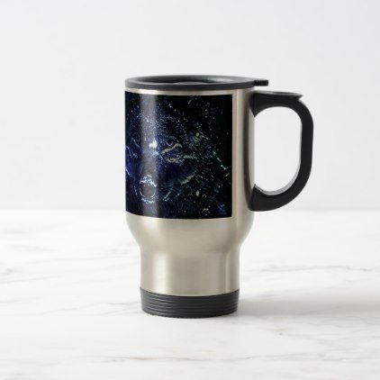 #Alpha Travel Mug - #drinkware #cool #special