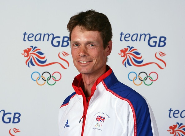 William Fox Pitt Photo - Team GB Kitting Out