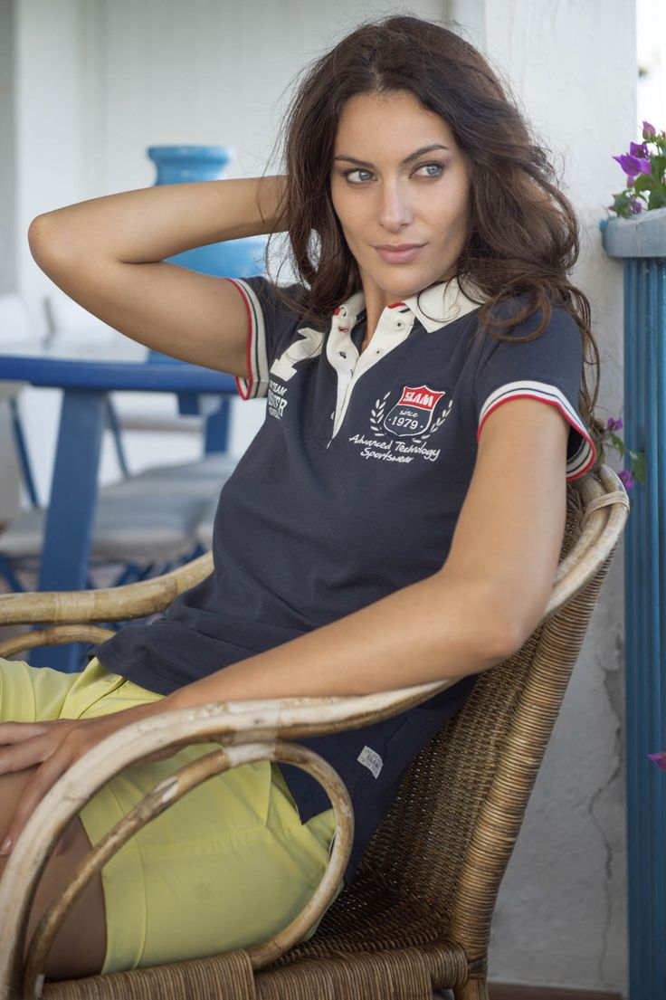 #slamsportswear 2015 Spring Summer Woman Collection - #SLAM