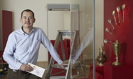 How do I become … a museum curator (article from TheGuardian)