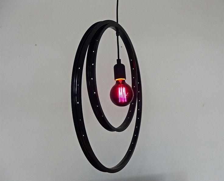 Lamp RIMS by BikesBazaar on Etsy