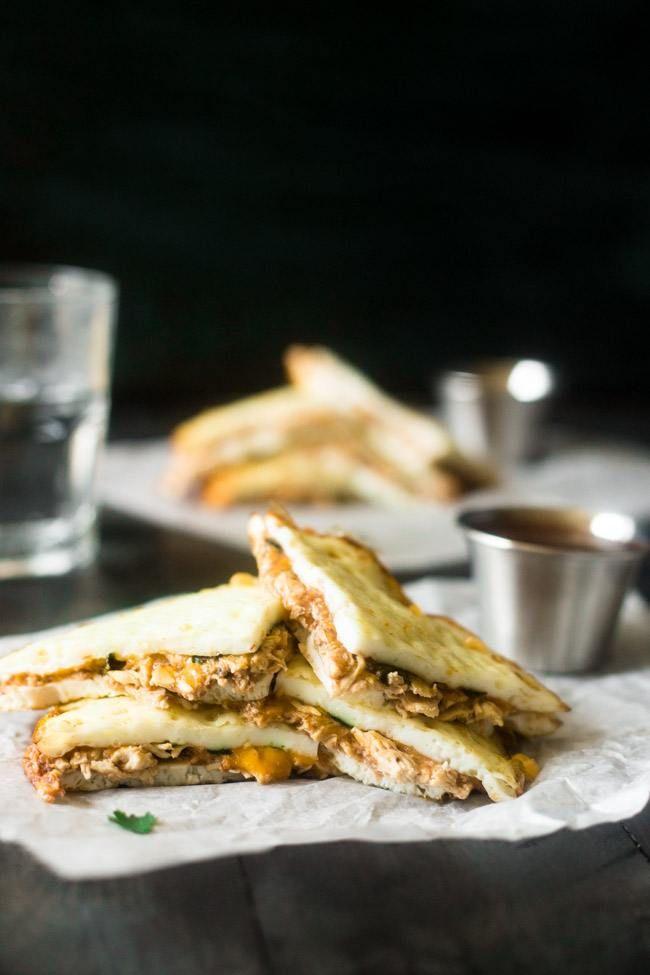 + ideas about Healthy Chicken Quesadillas on Pinterest | Quesadillas ...