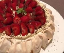 Thermomix Christmas Recipes | Christmas Pavlova