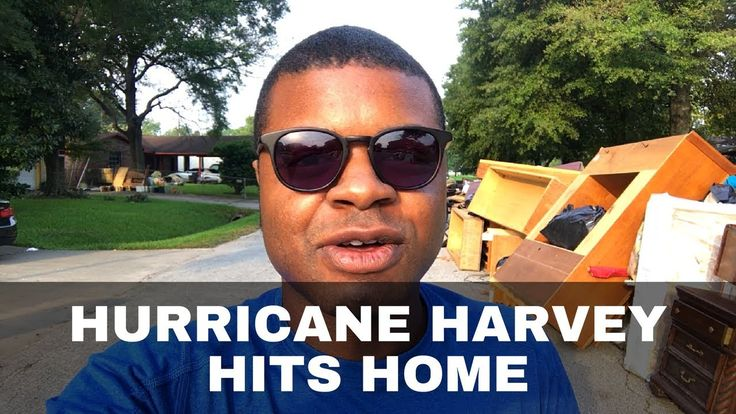 Hurricane Harvey Hits Home | vlog #7  Hurricane Harvey in Houston, TX hit really close to home. I was born in Houston and a good amount of my family still lives in Houston.   SUBSCRIBE FOR MORE! https://www.youtube.com/chastinjmiles...  My name is Chastin J. Miles and I am a real estate agent in Dallas, TX. It has become a passion of mine to help and inspire others who are interested in working in real estate.