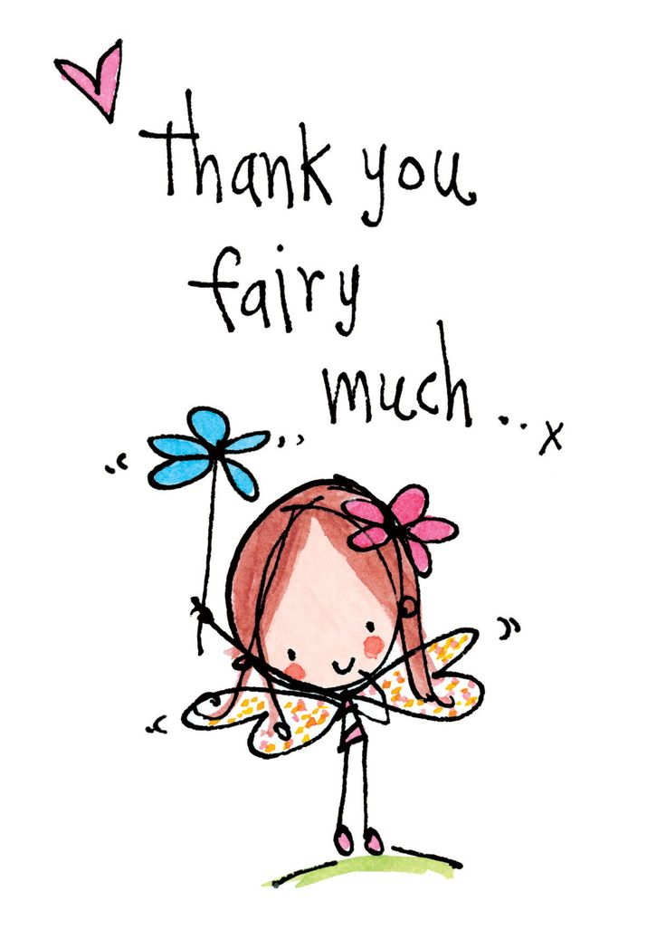 Thank you fairy much!