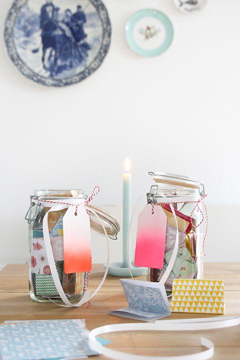 A jar full of love - Een pot vol liefde #advent | Elske | www.elskeleenstra.nl