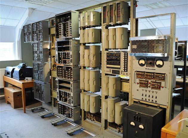 Nejstarší počítač