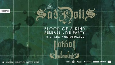 BEHIND THE VEIL WEBZINE: SadDoLLs Release Live Party