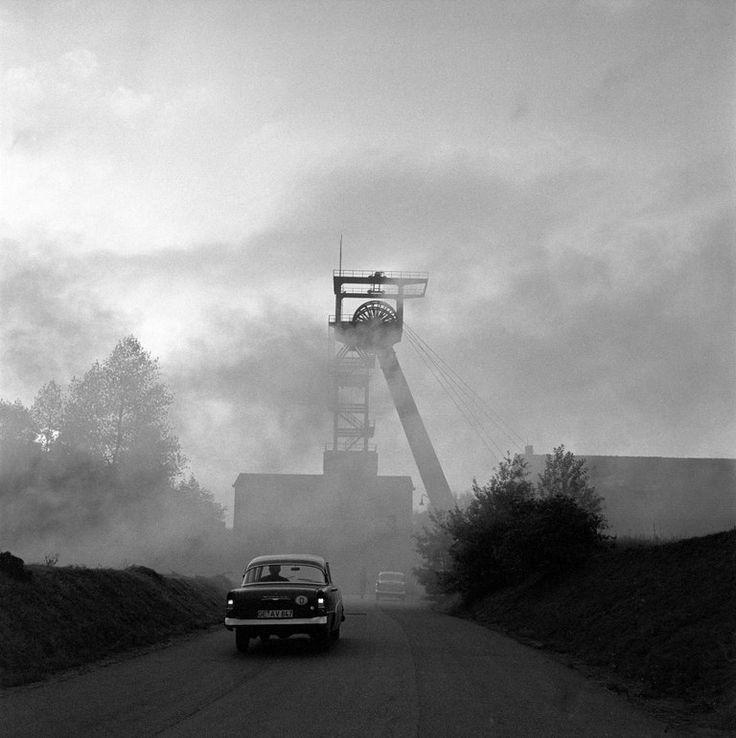 Rudolf Holtappel, Luftschacht Zeche Hugo Gelsenkirchen, 1962