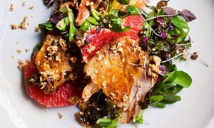 Nigel Slater's winter salads with chicken and pork | Life and style | The Guardian