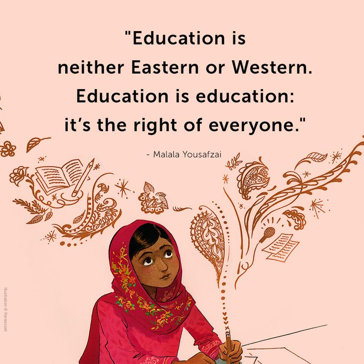 Happy 21st birthday to Malala Yousafzai, an author and tireless advocate for education access and human rights. #MalalaDay  Help your little reader ce…