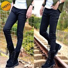 http://womensclothingdeals.com/products/hot-style-boys-slim-fit-jeans-teenagers-thin-denim-solid-casual-cheap-black-bottoms-cuffed-strech-handsome-harem-pants-28-34/     Tag a friend who would love this! For US $12.00    FREE Shipping Worldwide     Get it here ---> http://womensclothingdeals.com/products/hot-style-boys-slim-fit-jeans-teenagers-thin-denim-solid-casual-cheap-black-bottoms-cuffed-strech-handsome-harem-pants-28-34/