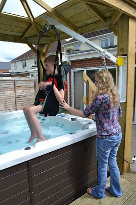 162 best images about hoists and lifting disabled patients - Swimming pool wheelchair lift law ...