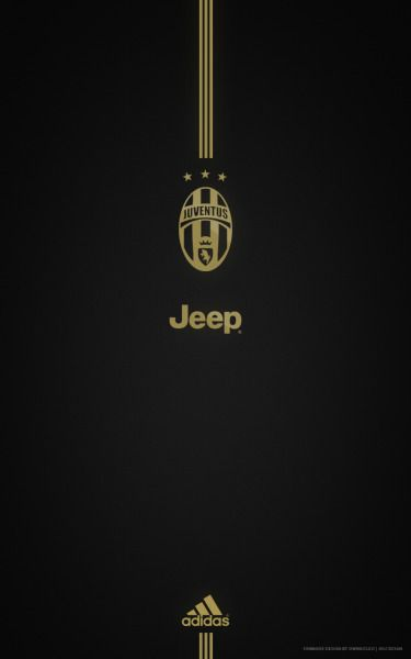 Mobile phone wallpaper inspired by Juventus FC 3rd kit. #BeTheDifferent