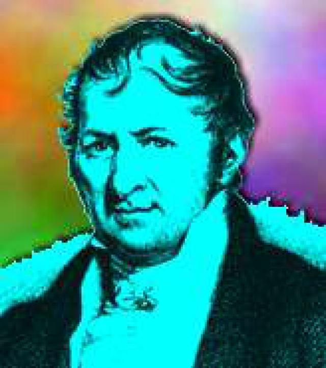 December Calendar: Eli Whitney, inventor of the cotton gin was born on December 8 1765