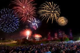 houston 4th july fireworks schedule