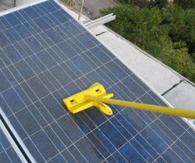 Keep your Affordable Solar Panels in Phoenix Clean: What are the steps to clean Phoenix AZ solar panels?