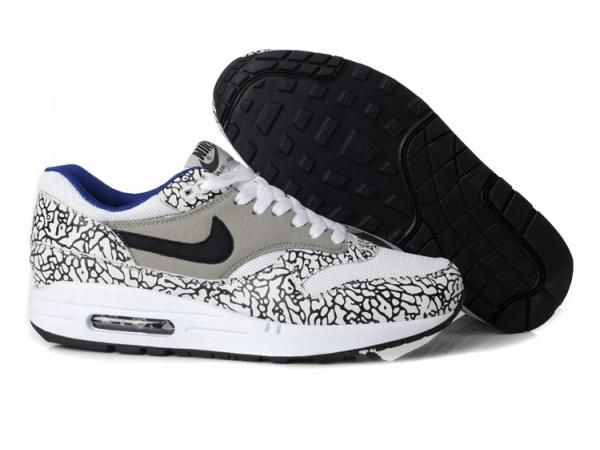 UK Cheap sale Nike Air Max 1 Trainers Leopard Pack White  www.airmaxsupplier.co