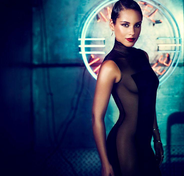 Alicia Keys desvela el nombre de su nuevo álbum: Girl On Fire