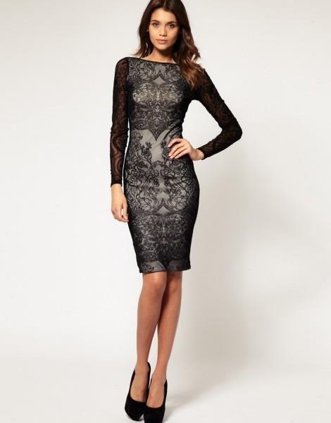 Магазины одежды платье