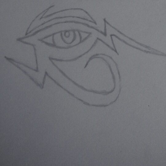 Egyptian eye