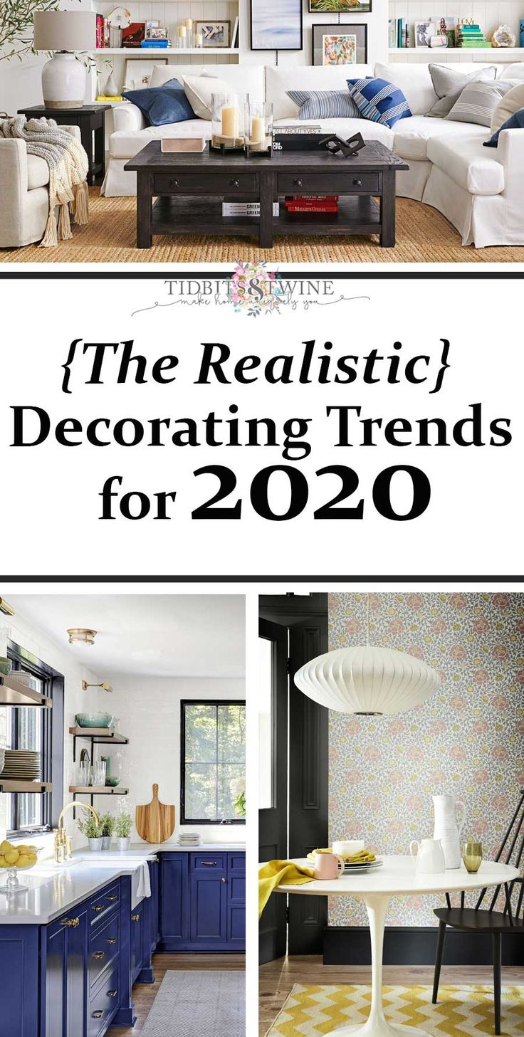 The 2020 Home Decor Trends For The Average Person In 2020 Trending Decor Home Trends Home