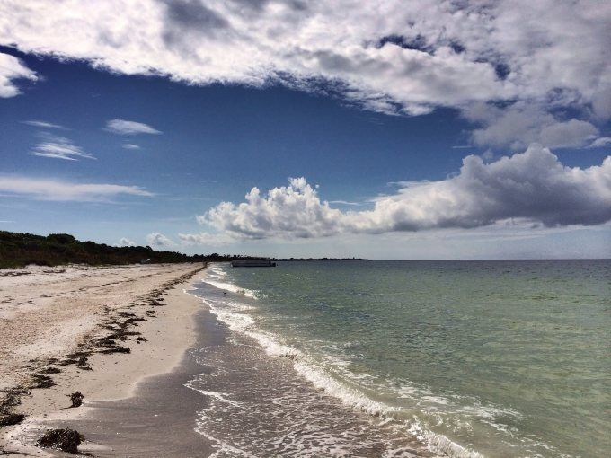This Beautiful Beach Is One Of The Most Remote Places In Florida