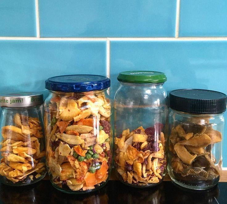 Tasty veggie chips recipes