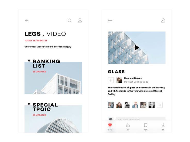 Video app legs annex