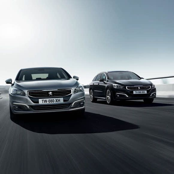 If you could drive one of those, which one will be your choice? #Peugeot508 or #Peugeot508SW #Car #Drive
