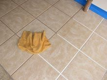DIY Tile And Grout Cleaning, Sealing And Restoration Tips