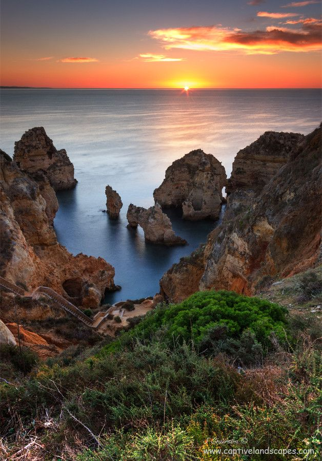 Ponta da piedade in lagos portugal portugal my country in 2019 - Tourist office lagos portugal ...