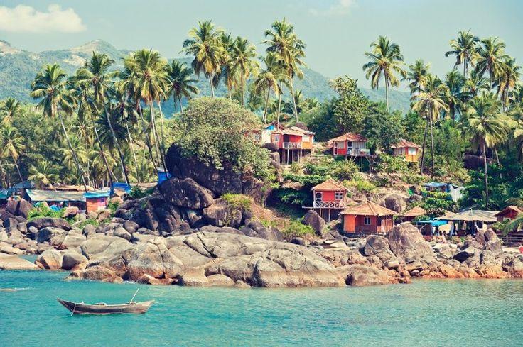 India, Goa, Palolem