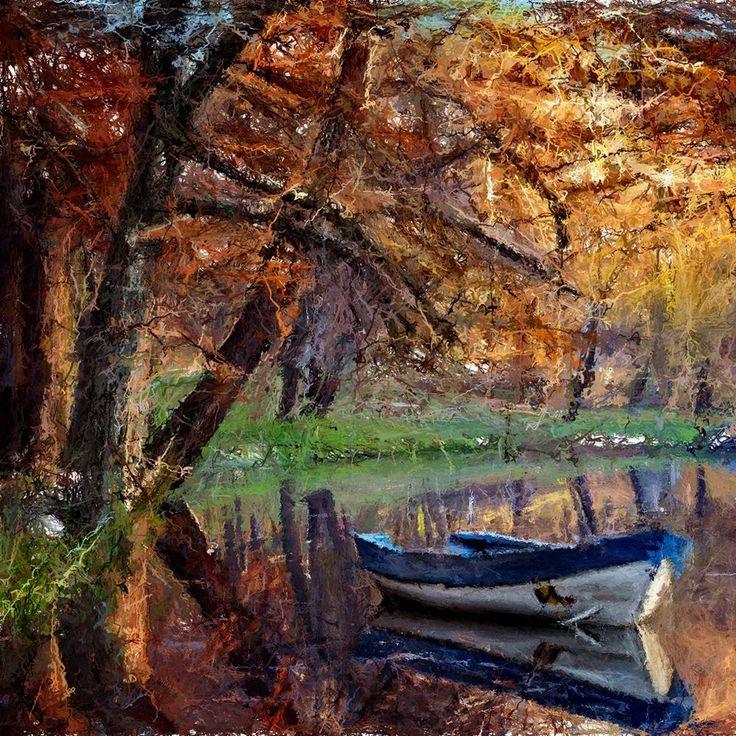 Hello November #painting #Autumn