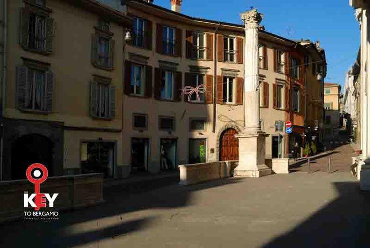 Via Sant'Alessandro. Bergamo.