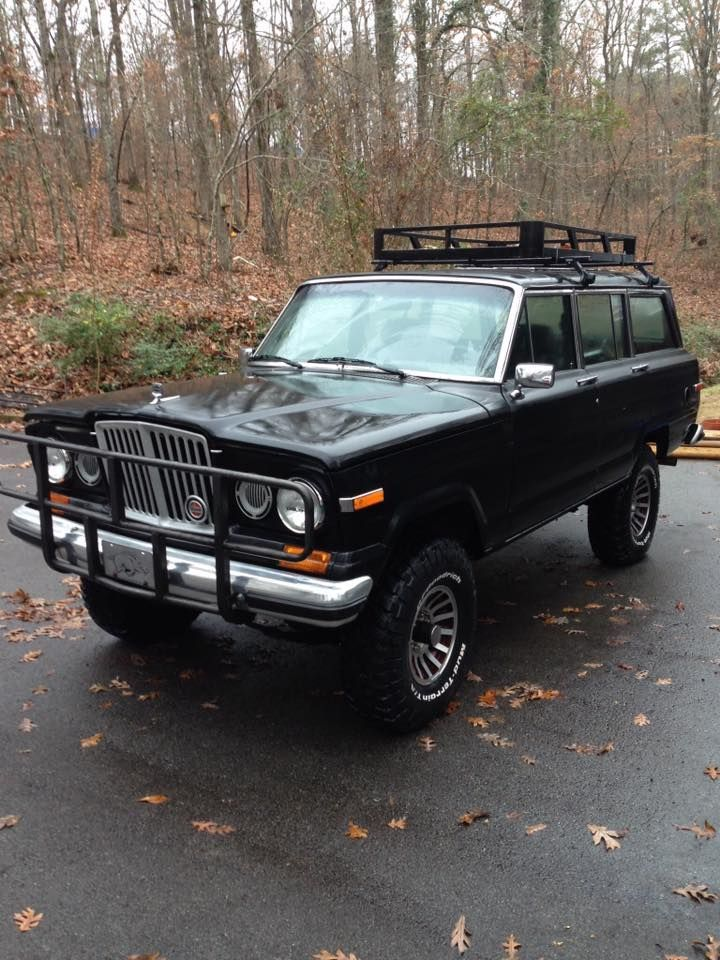 Jeep Wagoneers Daily Jeep Wagoneers Like Old Stuff Why Not Subscribe To My Newsletter Jeep Wagoneer Jeep Garage Jeep
