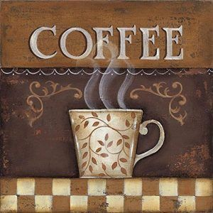 Find Fun Unique Coffee Kitchen Decor With A Lovely Vintage Retro Theme Tin Sign Great For Bar Corner Wall