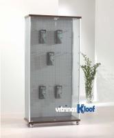 Vitrinas Kloof | Vitrina aluminio Blister 93 BL