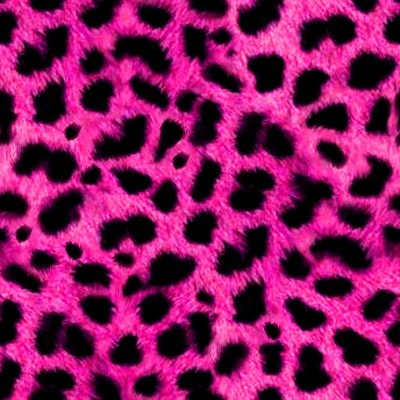 I love cheetah print and especially in pink !!